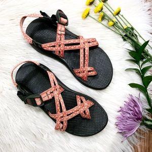 New Chaco Tribal Z/Volv X2 Sport Strappy Sandals 8